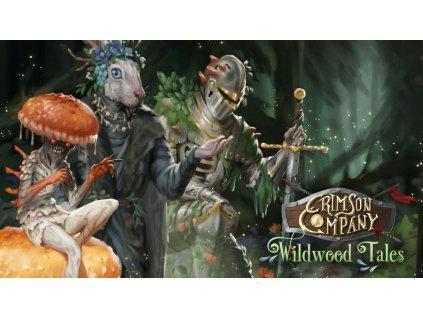 Crimson Company Expansion: Wildwood Tales