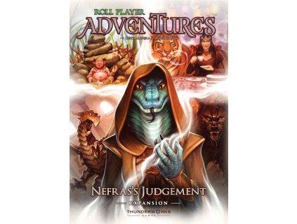 Roll Player Adventures - Nefras's Judgement