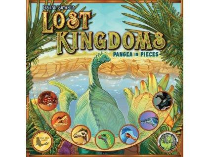Lost Kingdoms Pangea in Pieces