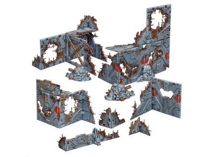 Terrain Crate: Battlefield Ruins