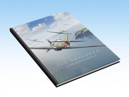 800x600 hobbity HOB303 100 squadron 303 artbook mockup[1]