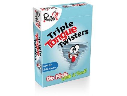 Triple Tongue Twisters