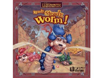 Jim Henson's Labyrinth: Ready Steady Worm