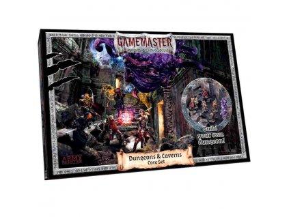 GAMEMASTER DUNGEONS CAVERNS CORE SET TAPGM1001[1]