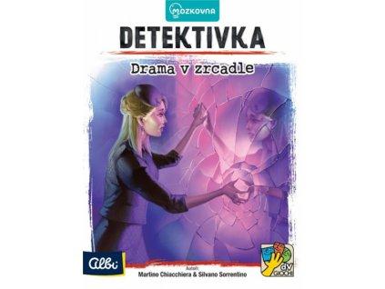 Detektivka - Drama v zrcadle