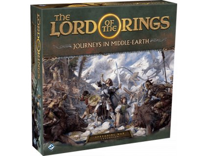 The Lord of the Rings: Journeys in Middle-Earth Spreading War Expansion