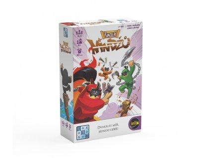 Ninja Academy Box 3d