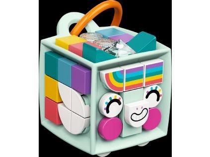 LEGO Ozdoba na tašku – jednorožec 41940