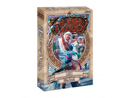 Flesh And Blood TCG Tales of Aria Blitz Deck Lexi