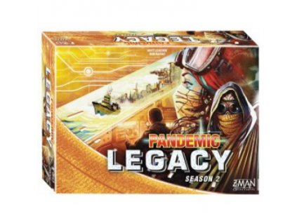 Pandemic Legacy 2 Seassion