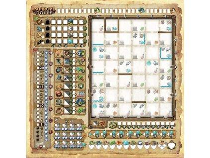Paper Dungeons Sheet 2