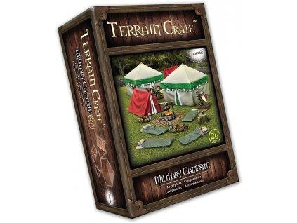 Terrain Crate: Military Campsite