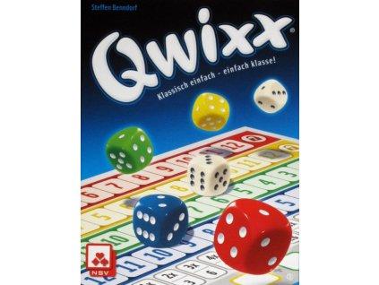 Qwixx - kostková hra