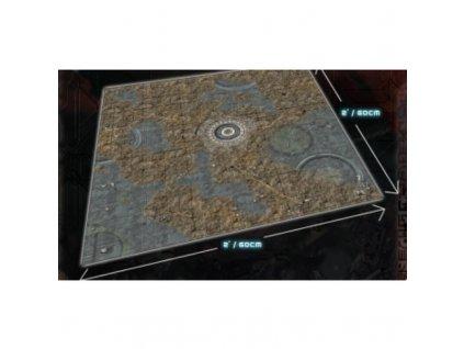 alien catacombs gaming mat 2x2 1[1]