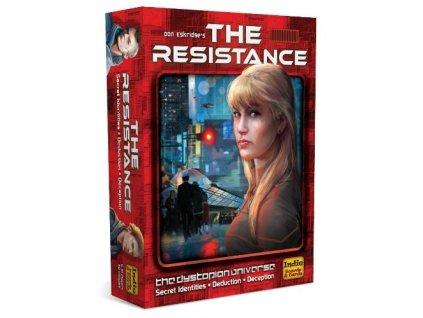 The Resistance 3rd Edition POŠKOZENÉ