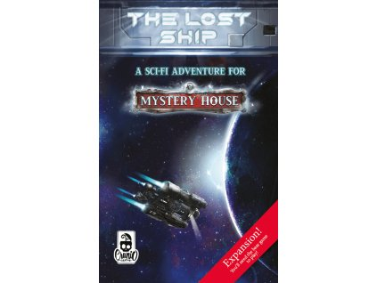 Mystery House: The Lost Ship
