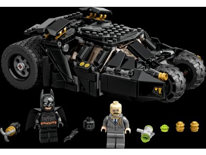 LEGO® DC Batman™ Batmobil Tumbler: souboj se Scarecrowem 76239