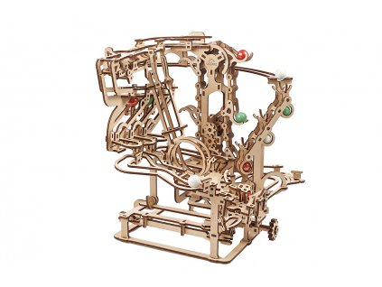 Ugears marble run Chain Hoist model kit 02 max 1100[1]