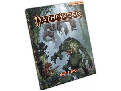 Pathfinder Bestiary 2 - Pocket Edition Poškozené