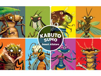 Kabuto Sumo: Insect All-Stars