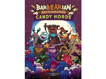 Barbearian Battlegrounds The Candy Horde