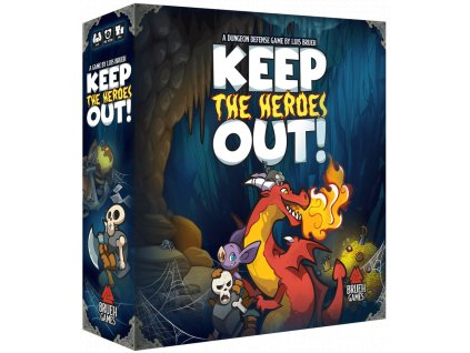 Keep the Heroes Out - all-in pledge