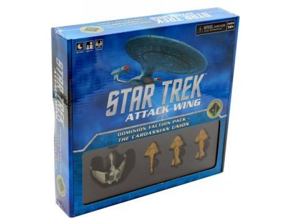 Star Trek: Attack Wing - Dominion Faction Pack - The Cardassian Union
