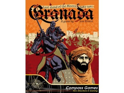 Granada: Last Stand of the Moors, 1482-1492