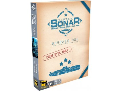 675 captain sonar upgrade one