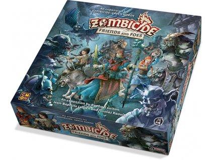 Zombicide: Friends and Foes  (2. velké rozšíření)