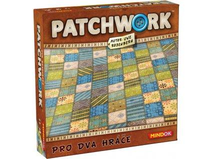 patcvhwork krabice