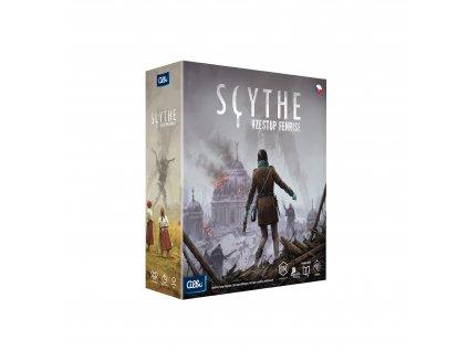 Scythe Vzestup Fenrise krabice