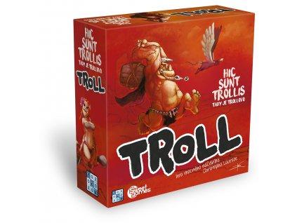 trol 3dbox white