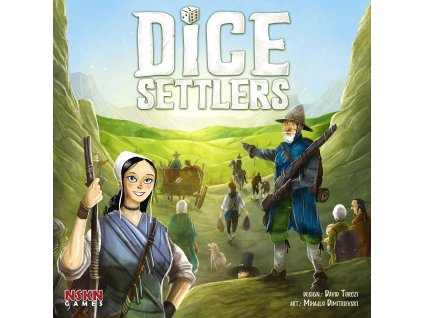 Dice Settlers + 2x promo
