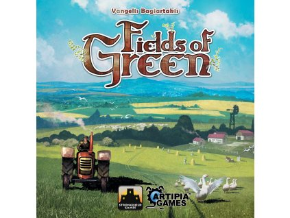 Fields of Green + KS pack