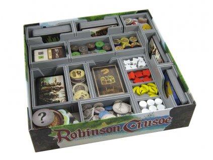 Robinson Crusoe Insert  - ROB
