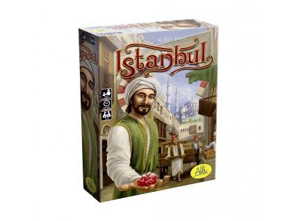 Istanbul strategicka hra ALBI krabice