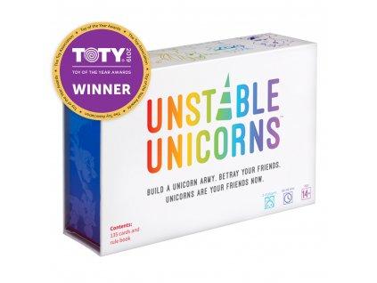 Unstable Unicorns final square 1000x1000 TOTY 1000x1000