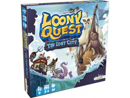 Loony Quest: The Lost City