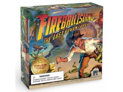 Fireball Island: The Curse of Vul-Kar – The Last Adventurer
