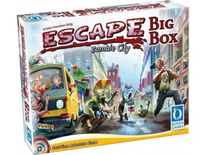 Escape: Zombie City - Big Box