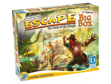 Escape: The Curse of the Temple - Big Box Second Edition