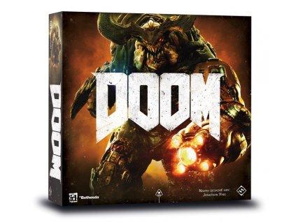 Doom: Desková hra