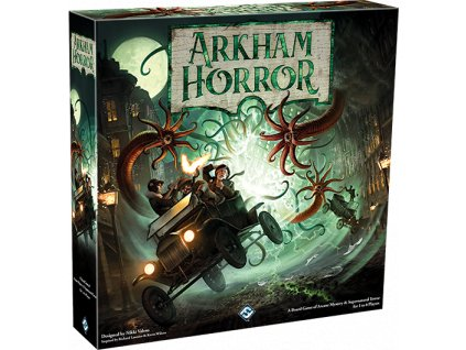 Arkham Horror (3rd Edition) - ENG
