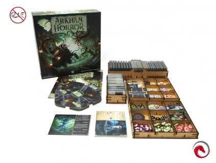 Arkham Horror (3rd Edition) Insert