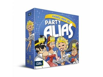 Párty Alias: Hádej, kdo jsi