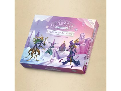 Cerebria: The Inside World: Forces of Balance
