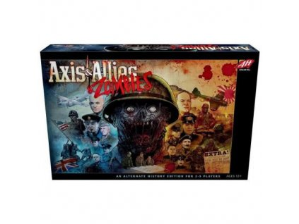 axis allies and zombies