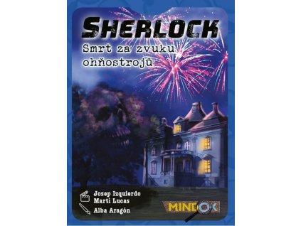 Sherlock 2: Smrt za zvuků ohňostrojů