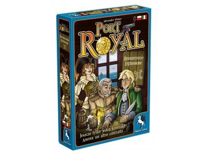 Port Royal: Rozszerzenie/Espansione  (polsky a italsky)